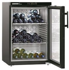 Liebherr WKb 1812 Vinothek Weinklimaschrank kaufen Air Supply, Charcoal Filter, Wine Cabinets, Wine Fridge, Energy Consumption, Easy Video, Commercial Kitchen, Wine Storage, Wine Cellar