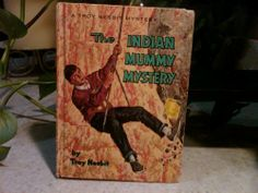 The Indian Mummy Mystery | Used, Rare, Vintage and Out of Print Books - www.ValiumBlueBooks.com #Books