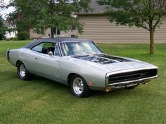 1970 Dodge Charger.