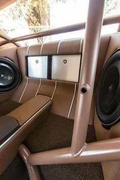 #JLAudio JL Audio car stereo install.