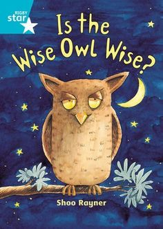 Is The Wise Owl Wise Rayner Shoo Author 0435031589 | eBay#vi-content