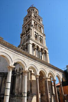 Cathédrale Saint Domnius - Split - Croatie