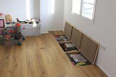 Small space Idea organitation. Diy