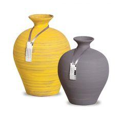Vasos Decorativos Candy  25x19 - 21x16 cm