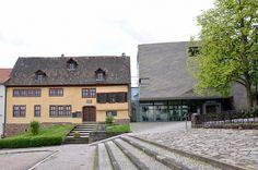 Bachhaus, Eisenach, Thüringen, Germany