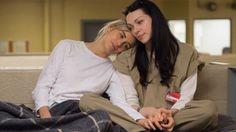 Orange Is The New Black season 4 OITNB Piper Chapman and Alex Vause
