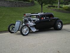 """Wanted man"" 34 Chev So gorgeous i bet it sounds just as hot as it looks"