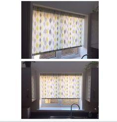 Steve Fitted This #colourful #roller #blind Today In #chelmsford #essex It