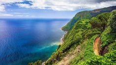 East Coast of São Miguel near Nordeste, Azores, Portugal Beautiful Islands, Beautiful World, Beautiful Places, Amazing Places, Beautiful Men, Beautiful Pictures, Places To Travel, Places To See, Travel Pics