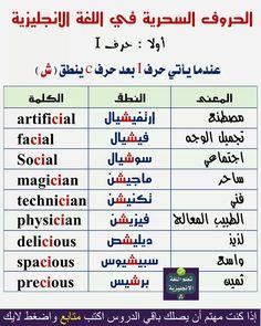 Phonetics English, English Vocabulary List, Learn English Grammar, English Phrases, Learn English Words, English Writing, English Study, English Lessons, Teaching English