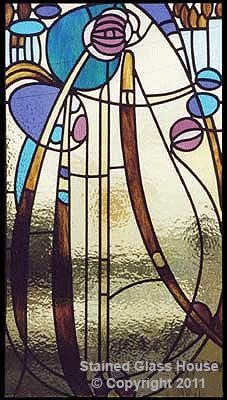 Stained Glass Mackintosh