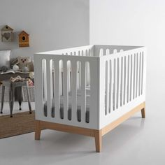 Nubol convertible baby crib Made in Spain now for sale in the US with free…