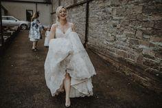 "Rafal Borek on Instagram: ""Niki. Walking to the church to say I Do. #happybride #excitement #rafalborekphotography #donegal #lougheskecastle #weddingdress…"" Donegal, High Low, Ireland, Walking, Wedding Photography, Bride, Wedding Dresses, Instagram, Fashion"