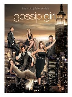 Gossip Girl: The Complete Series [DVD]