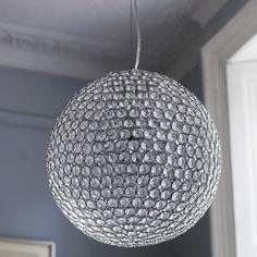 Large Sparkling Ceiling Pendant Light - Chandeliers & Ceiling Lights - Lighting
