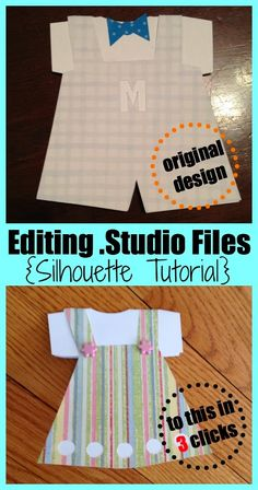 Changing Silhouette Designs: A Point Editing Tutorial
