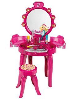 barbie schminktisch mit hocker