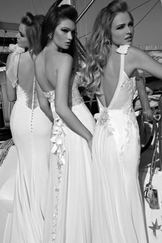 GALIA LAHAV WEDDING DRESS 2013 /2014 COLECTION... Love all these