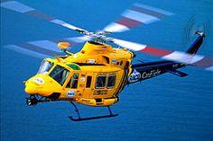 Bell 412 careflight