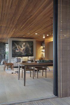 Home Design Decor, Home Interior Design, Interior Architecture, Interior And Exterior, Interior Decorating, House Design, Layouts Casa, House Layouts, House Bali