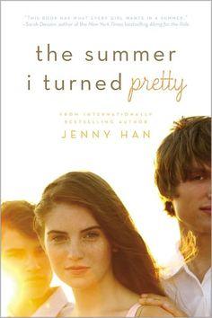The Summer I Turned Pretty. beautiful book
