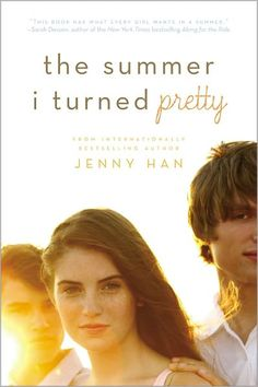 The Summer I Turned Pretty  I'm almost done reading this and it's only been four hours. Woops! It's too good to put down!
