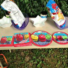 Chuggington Party Supplies