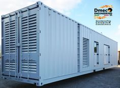 """www.dmecoitalia.com #dmeco #dmecoengineering #dmecoitalia #container #conopy #40"""" #quarantapiedi #soundproofing #products #engineering #madeinitaly #generator #genset #technologies #quality #pumpingsets"""