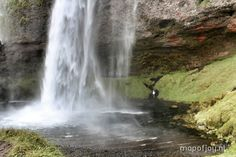Travel report Seljalandsfoss, Iceland - Map of Joy
