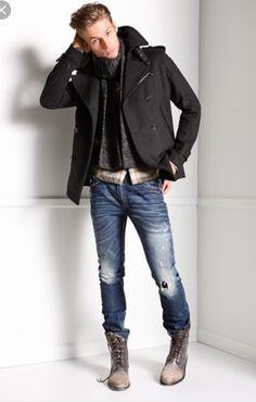 22 Best męska kurtka puchowa images | Menswear, Fashion