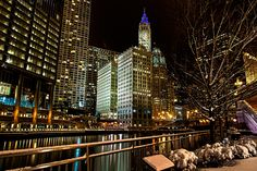 Sweet Home, Chicago by Raf Winterpacht on 500px