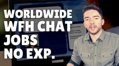 Easy Worldwide Work-From-Home Chat Jobs No Experience Required 2021