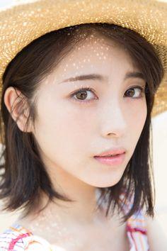愼 ☼ ριητεrεsτ policies respected.( *`ω´) If you don't like what you see❤, please be kind and just move along. Hot Japanese Girls, Japanese Love, Japanese Beauty, Asian Beauty, Fair Face, Beauty Shots, Girl Short Hair, Golden Girls, Nisekoi