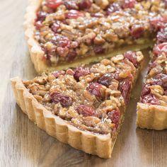 Cranberry-Pecan Tart Recipe - Cook's Illustrated