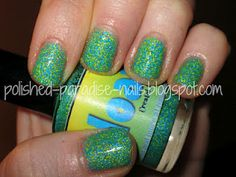 Polished Paradise: FLOAM!  Check out some swatches of this awesome Indie Nail Polish!