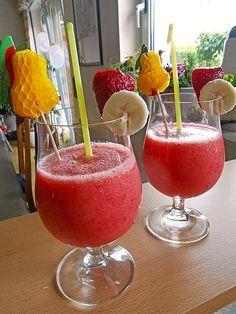 Erdbeer - Smoothie, ein beliebtes Rezept aus der Kategorie Alkoholfrei. Bewertungen: 103. Durchschnitt: Ø 4,6.