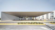 Gallery of Santa Pola Bus Station / Manuel Lillo + Emilio Vicedo - 11