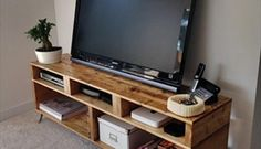 Pallet Furniture DIY - Recycled Pallets Projects Ideas & Plans - Part 5