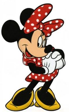 Clipart: Minnie Mouse in red/white dress? - The DIS Discussion Forums - DISboards.com