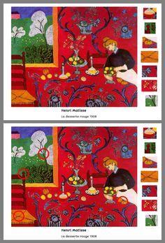 Matisse, Ecole Art, Art Plastique, Oeuvre D'art, Preschool, Arts And Crafts, Culture, Activities, Alternative Education