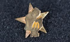 Mcdonalds Tack Pin Vintage by MichaelPMoriarty on Etsy