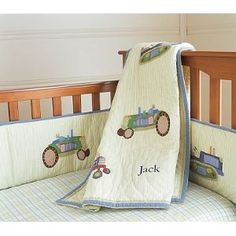 Tractor nursery on pinterest john deere nursery deer for International harvester room decor