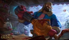 ArtStation - Snowdown Graves, Esben Lash Rasmussen
