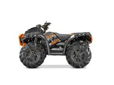 New 2016 Polaris Sportsman XP 1000 High Lifter Edition Stealth Black ATVs For Sale in South Carolina. Purpose Built For The Mud