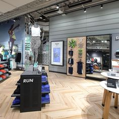 Nike News - Nike Reopens Santa Monica Store with New Focus on Women's Product and Digital Services: