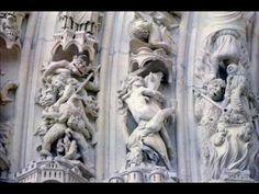 Fotos de: Francia - Paris -2ª Parte - Estatuas - Frisos - Bajos relieves...