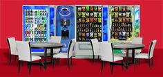 Know More About Vending Locations and How to Find Them
