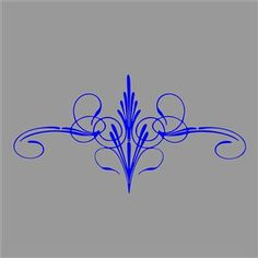 Pinstriping & Scrolls