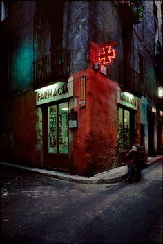 """© Kitai Kazuo """"Spanish night"""" 1977"""