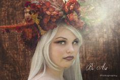 Autumn Princess with Kayla Wolanski by Be Art Photography